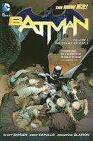 Batman volume 1: The Court of Owls