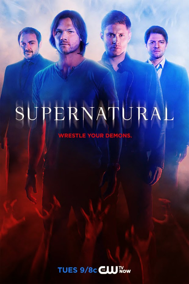 Download Baixar Seriado Supernatural S10E22 Legendado  HDTV AVI + RMVB Legendado