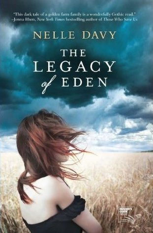 The Legacy of Eden book cover