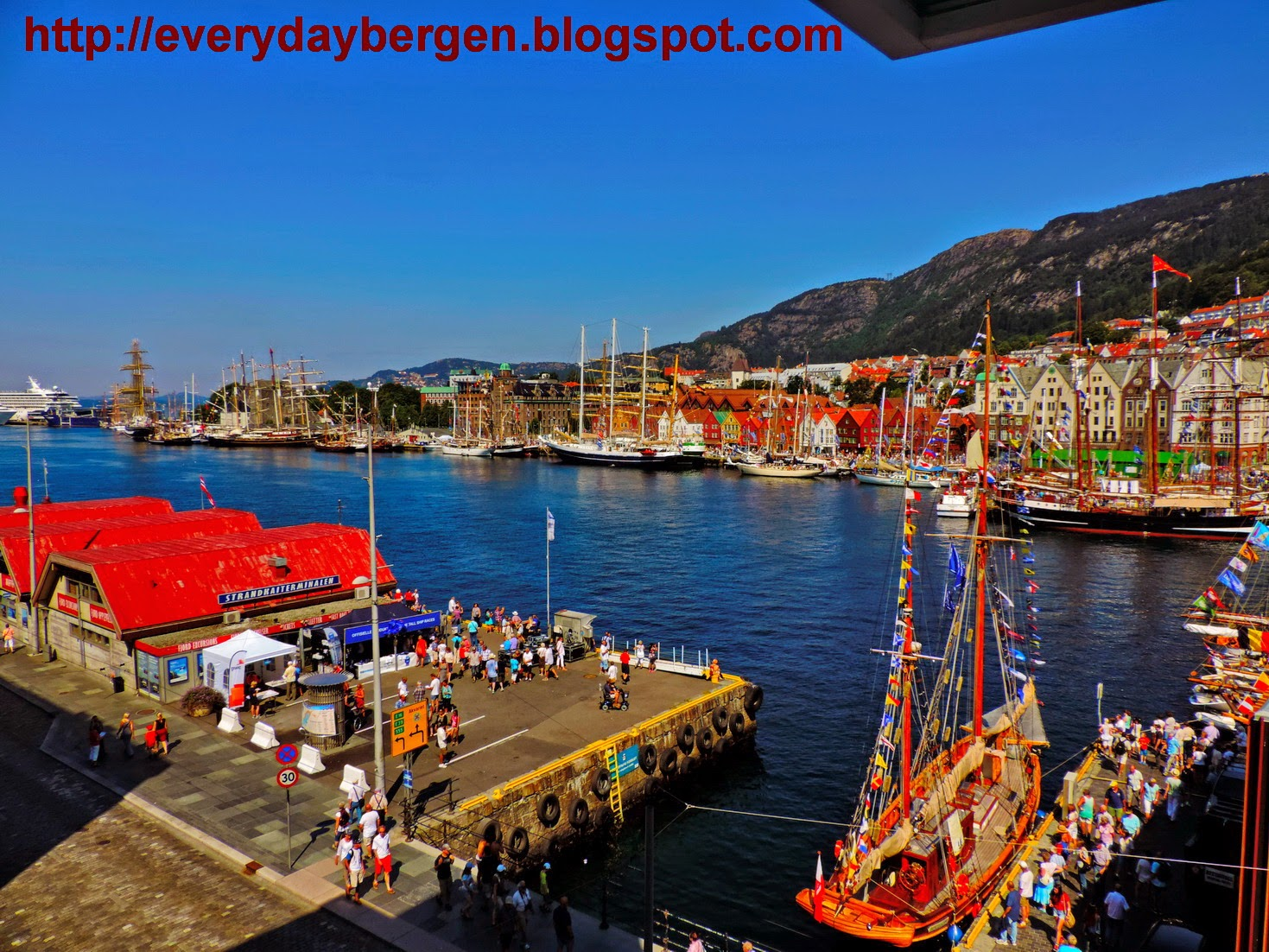 Tall Ship Races 2014 Bergen