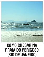Como chegar na Praia do Perigoso (RJ)