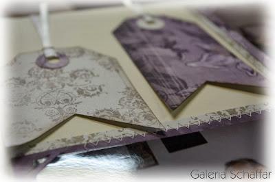 aleganckie etykietki etykiety z papieru album galeria schaffar