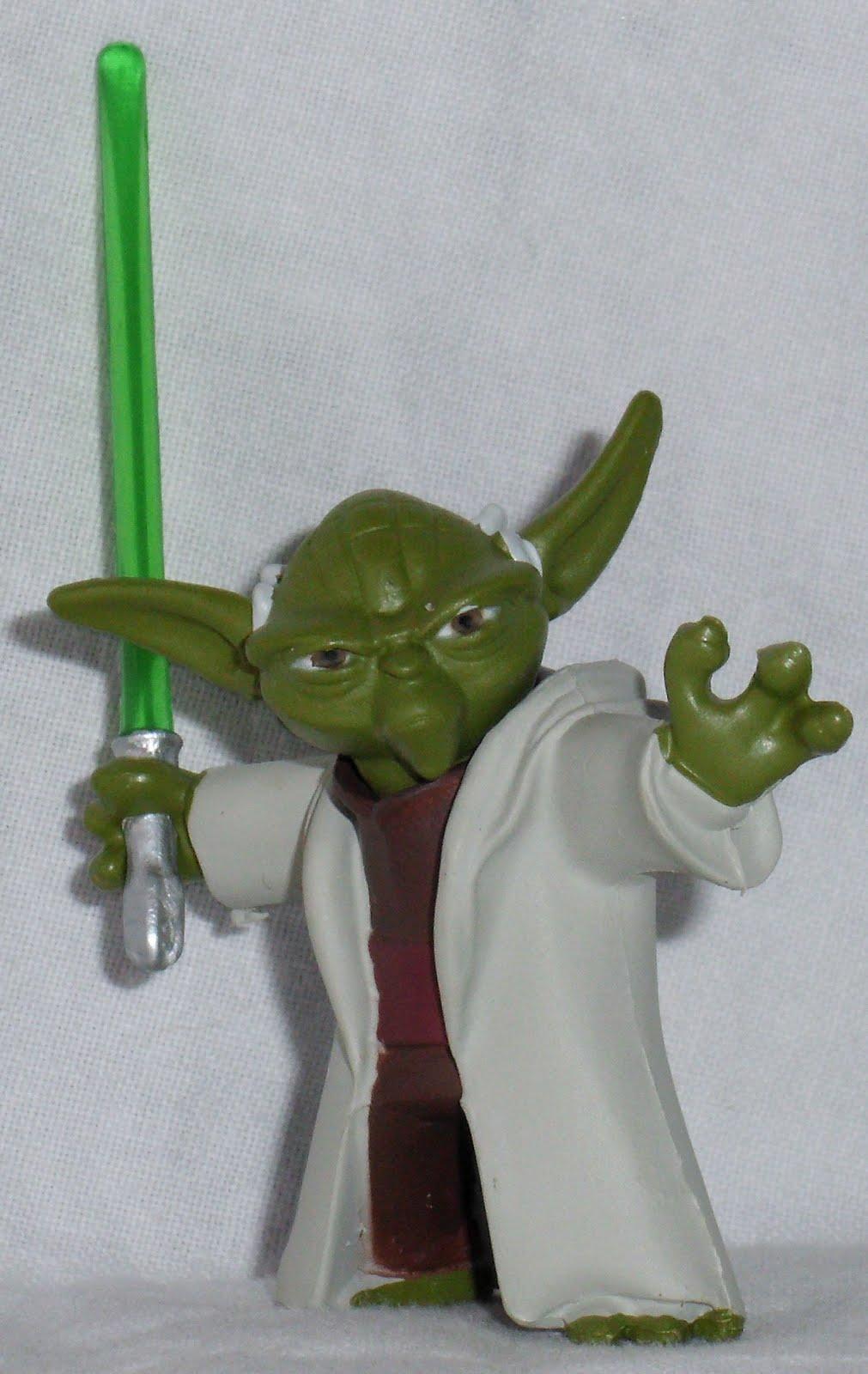 Yoda (star wars - la guerra de los clones)