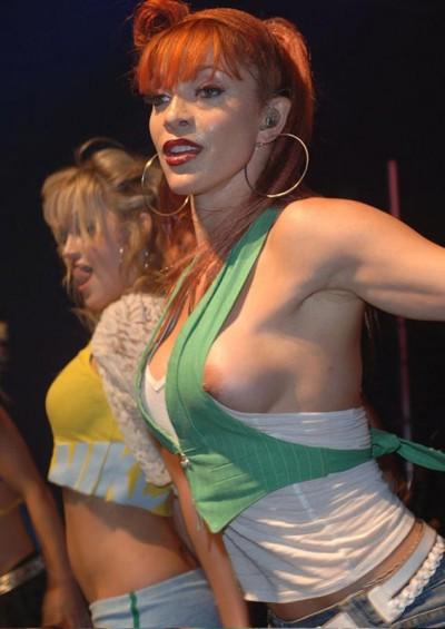 Pussycat dolls nip slip