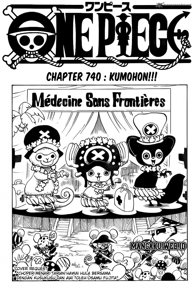 Download Komik One Piece Chapter 740 (Kumohon) Bahasa Indonesia