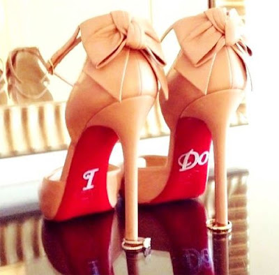 I do en la suela del zapato