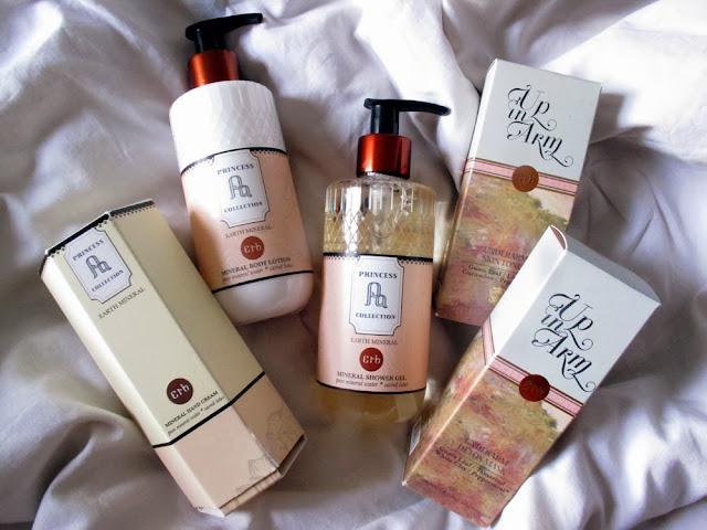 luxury Thai skincare brand Erb