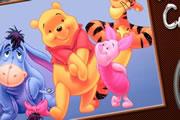 Winnie The Pooh Eşek Kaplan Domuz Oyunu