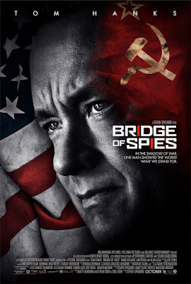 Bridge of Spies Poster Tom Hanks
