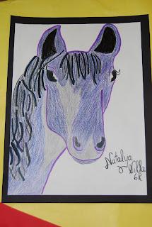 Montgomery Catholic St. Bede Elementary Showcases Art 3