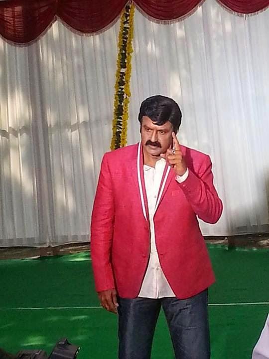 NBK Nandamuri Balakrishna new movie powerful dialogues