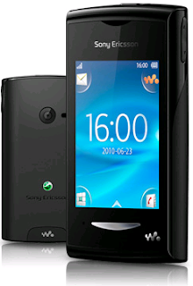 Sony Ericsson W150i