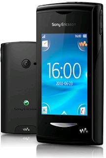 Sony Ericsson W150i
