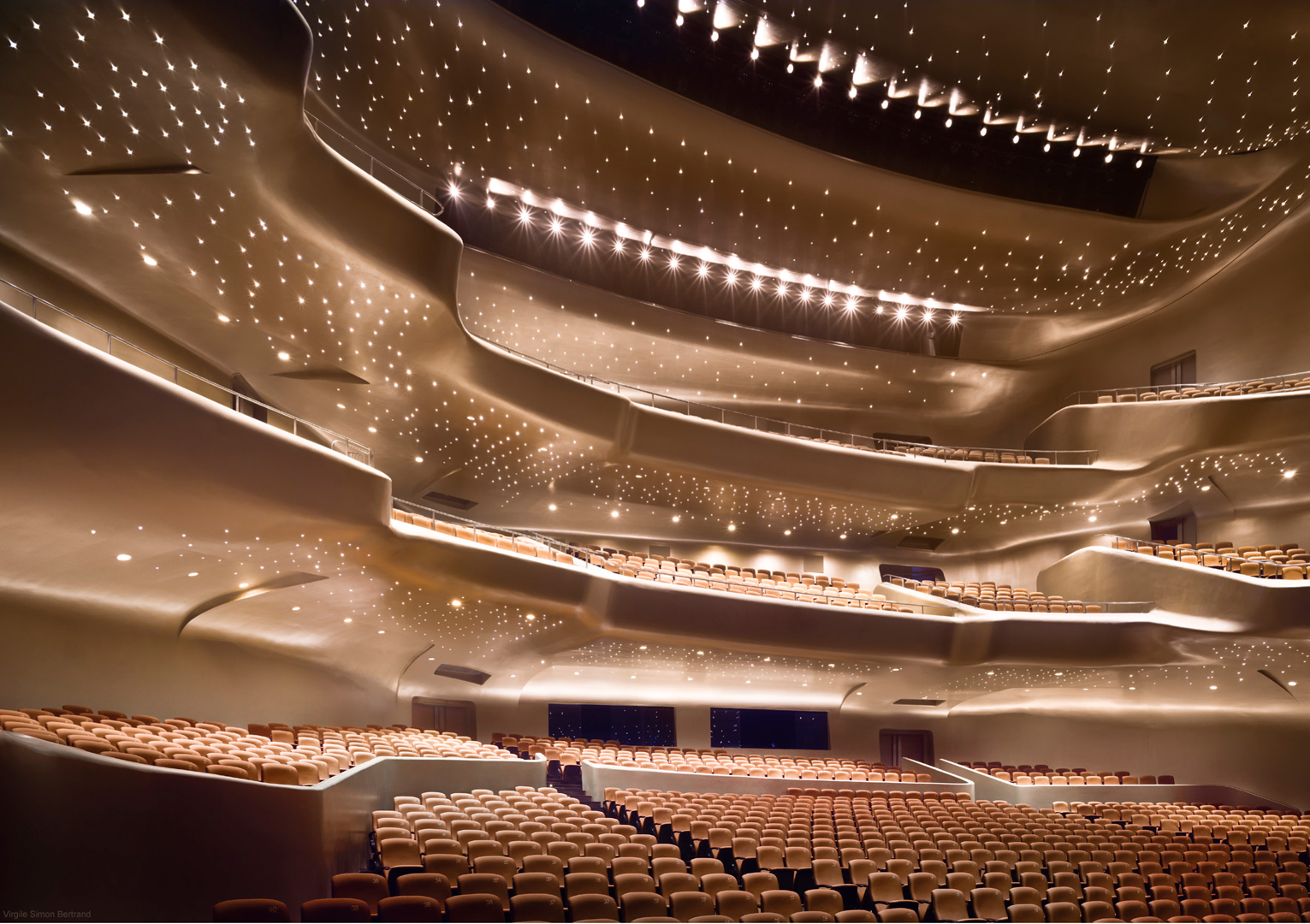 light architecture guangzhou opera house. Black Bedroom Furniture Sets. Home Design Ideas
