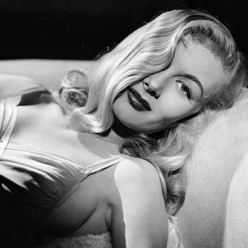 the cinema file--veronica lake plays peek-a-boo in 1940s style ...