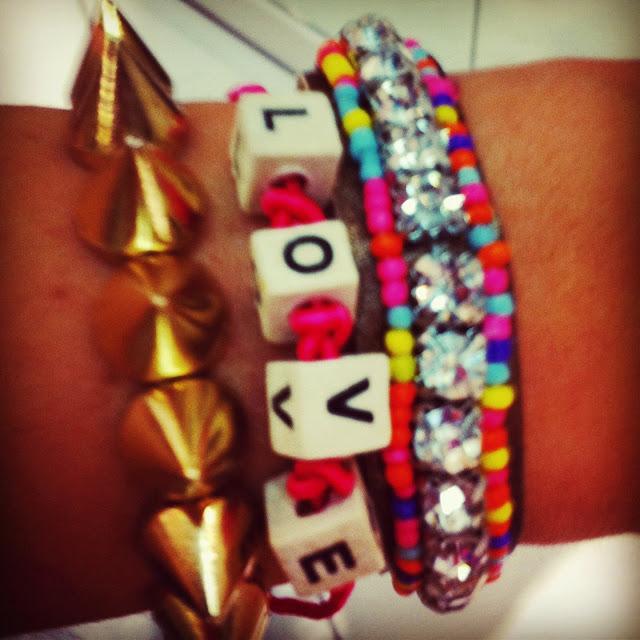 Gina tricot bracelet