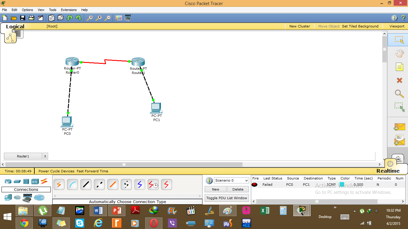 rip on packet tracer easy learning