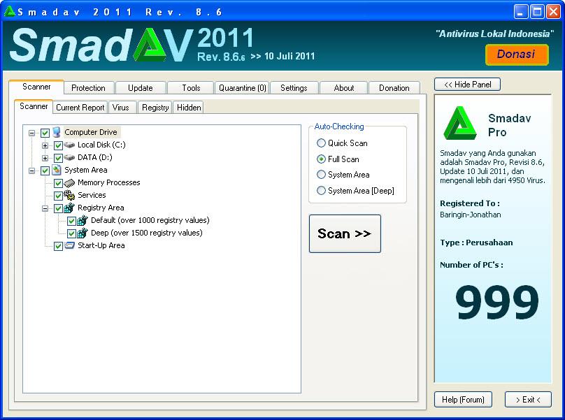 Usb antivirus free