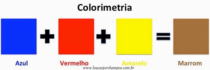 Loucasporshampoo - Cores Primarias - Colorimetria