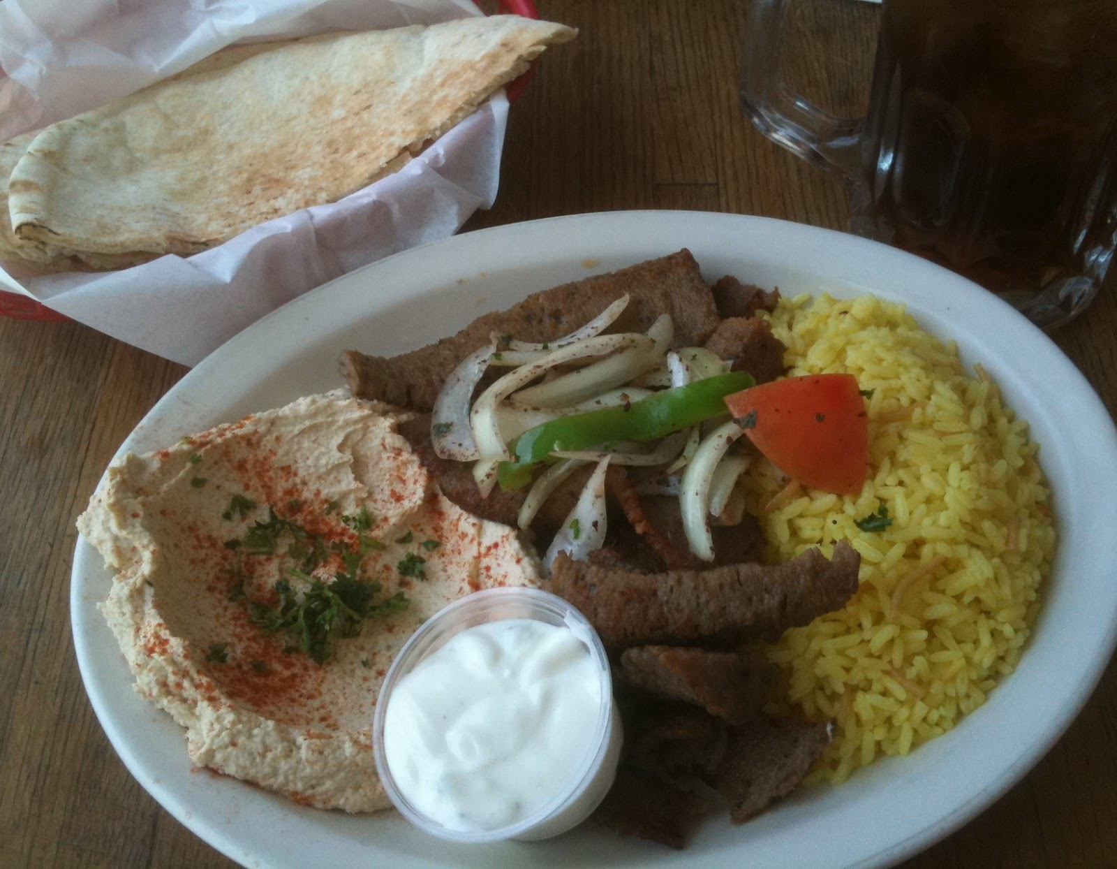 Monrovia Now News And Comment About Monrovia California Lunch At Mediterranean Kabob Room