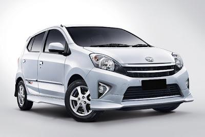 Mobil Murah Toyota Agya, Spesifikasi Toyota Agya, Interior dan Exterior Toyota Agya, Foto Toyota Agya, Kredit Toyota Agya