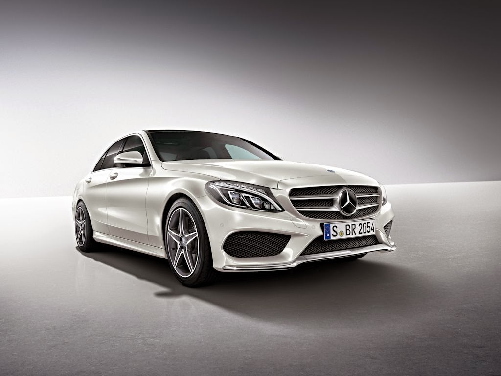 A class higher all new mercedes benz c class now in the for Mercedes benz philippines price list