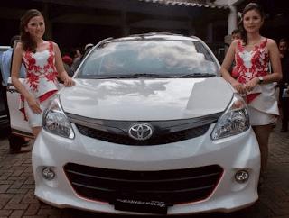 Toyota Avanza Veloz  1. 300 cc