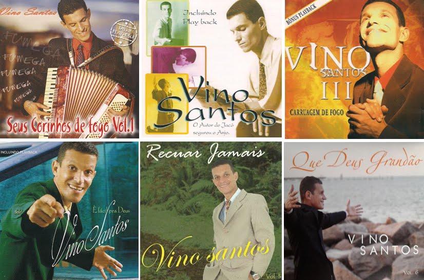 Os Melhores Louvores do Cantor Missionário Vino Santos
