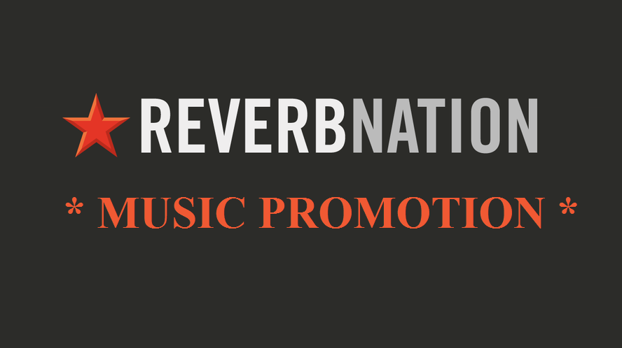 ReverbNation Music Promotion Service on TOP10 social networks - $5