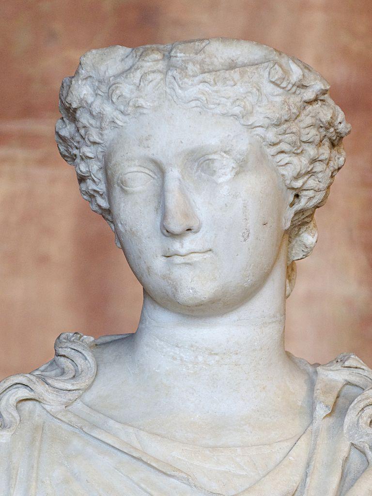 Livia Drusilla, esposa de Augusto -  a. 58 a.C.–29 d.C (2)