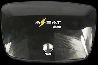 azbox - AZBOX BRAVISSIMO/MOOZCA EM AZSAT S966 AZSAT%2BS966