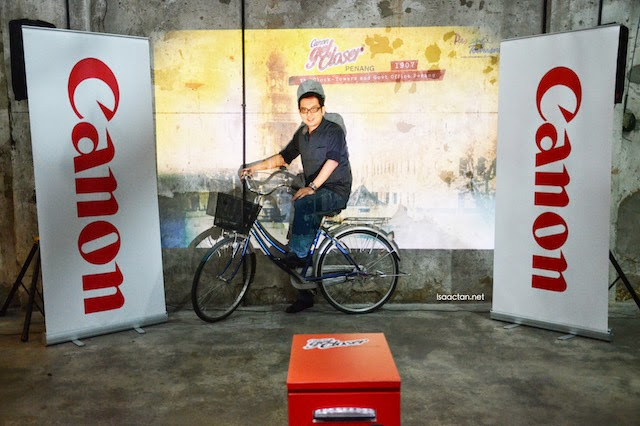 """Canon Get Closer"" Campaign Brings The Past To The Present In Penang"