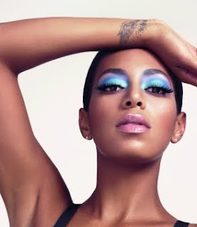 Solange Knowles nouveau visage de Rimmel London