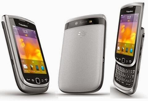 Daftar Harga Handphone Blackberry Touch 9810 Terbaru