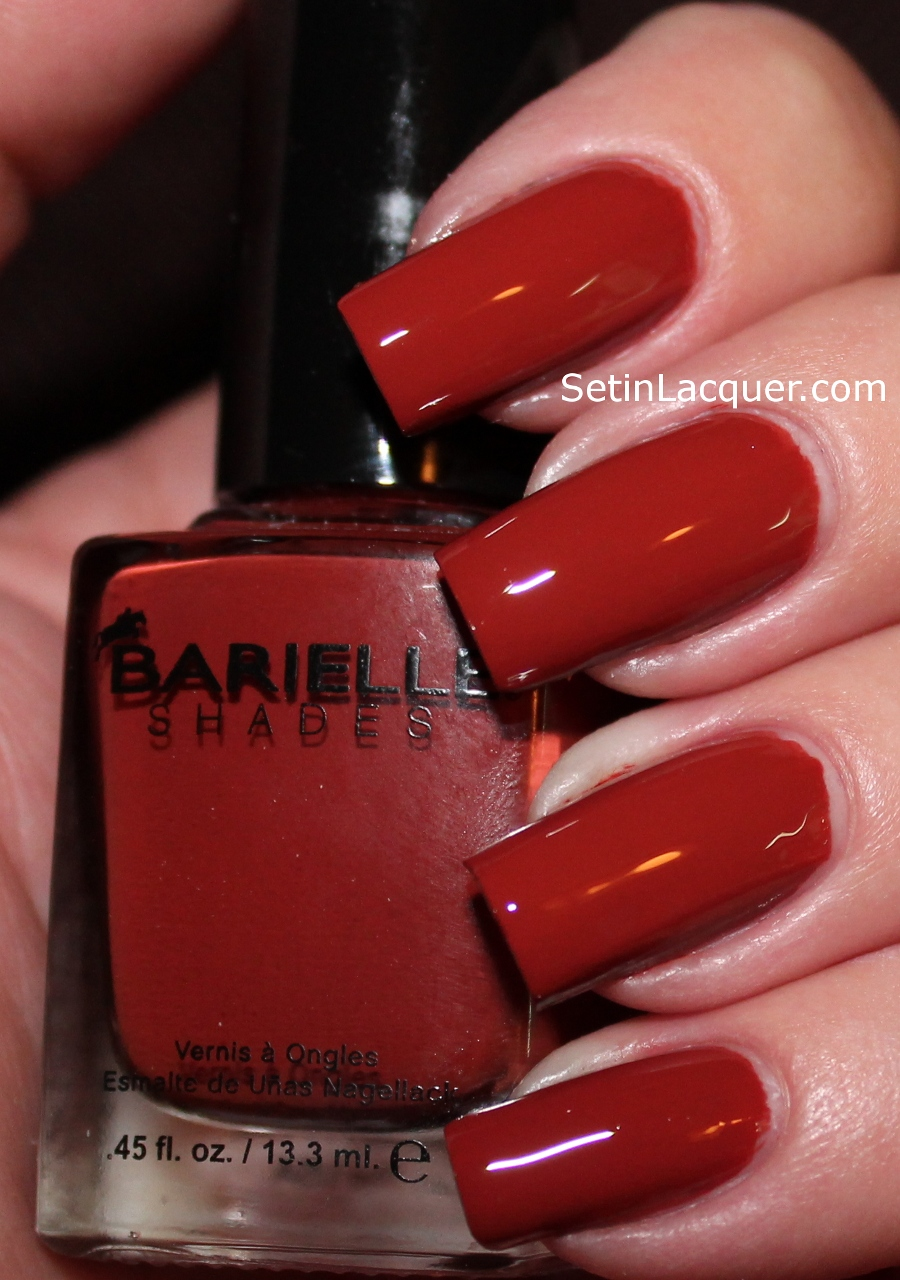 September 2012 - Set in Lacquer