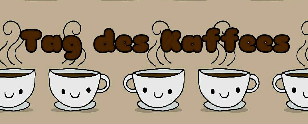 Tag des Kaffees am 01.10.2016