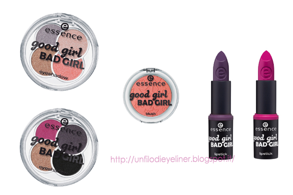 Novità Essence: Good Girl Bad Girl - Come to Town