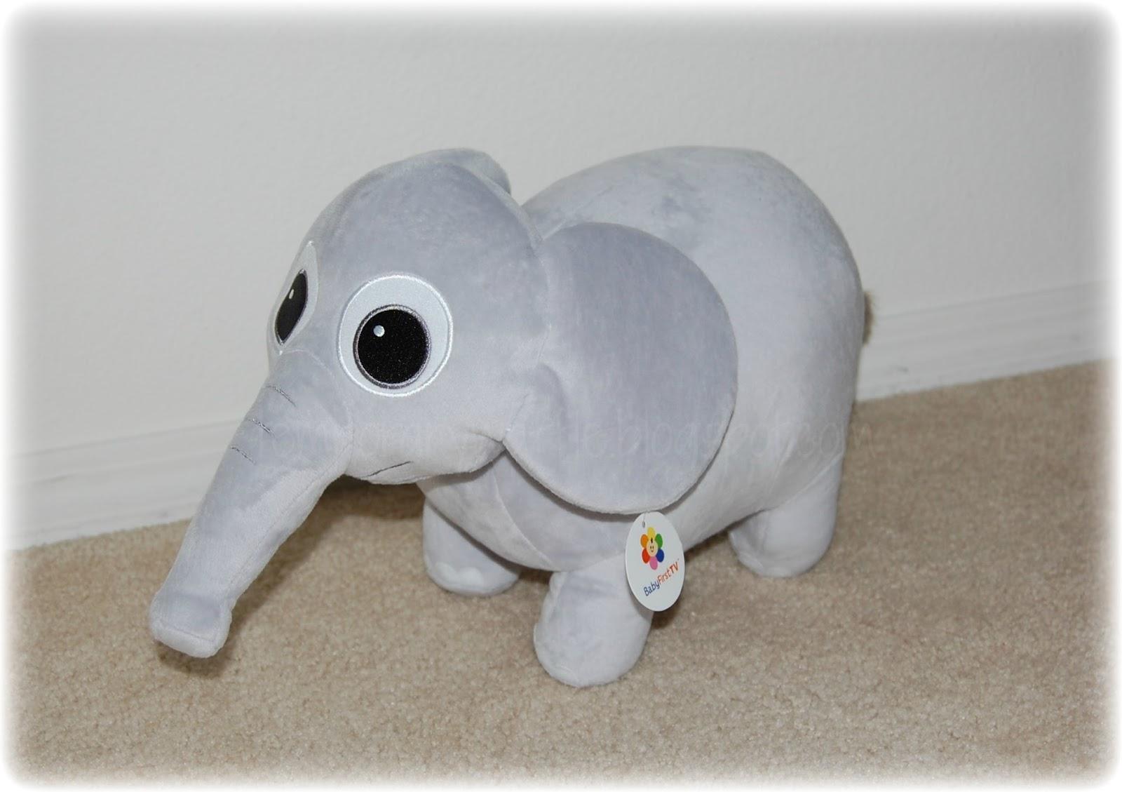 Baby Room Elephant Door Knobs