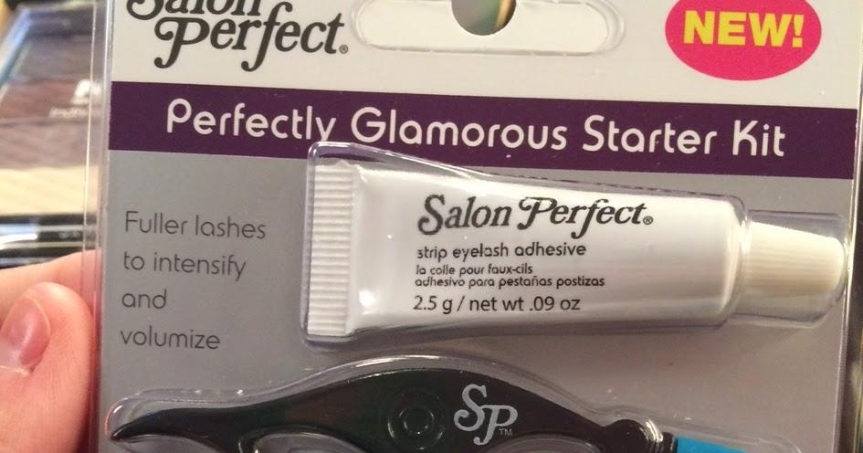 Salon Perfect False Lash Starter Kit