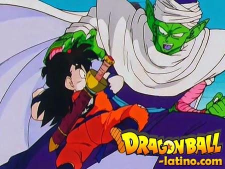 Dragon Ball Z capitulo 17