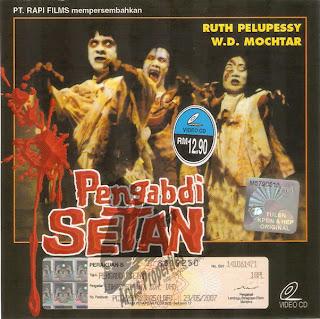 Film Horor Jadul: Pengabdi Setan