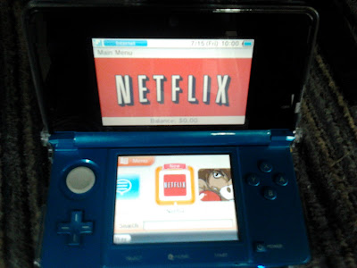 Netflix 3DS