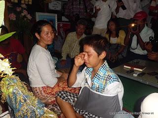"""""""ကေလးလုပ္သား မတင္နီလာေအးအမႈ ေအးစက္ေနဆဲ"""" (Ashin Wirathu)"""