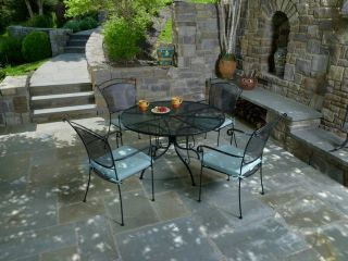 Iron Outdoor Furniture, Photo Gallery