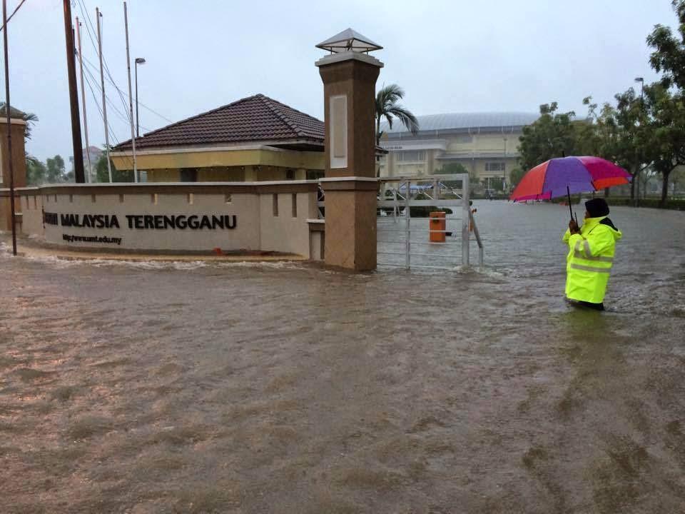 banjir di terengganu