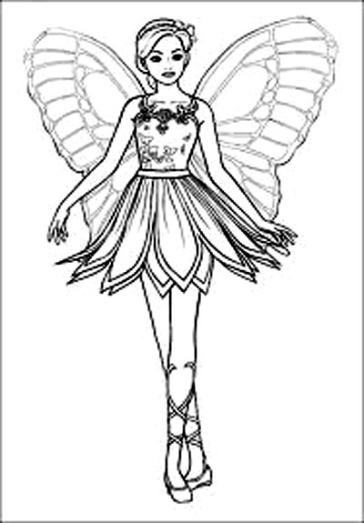 farytale princesss coloring pages - photo#20