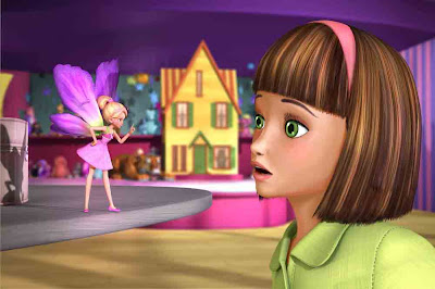 Barbie Thumbelina Friend Makena