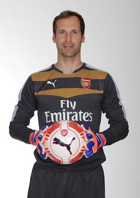 Petr Cech - Arsenal 2015