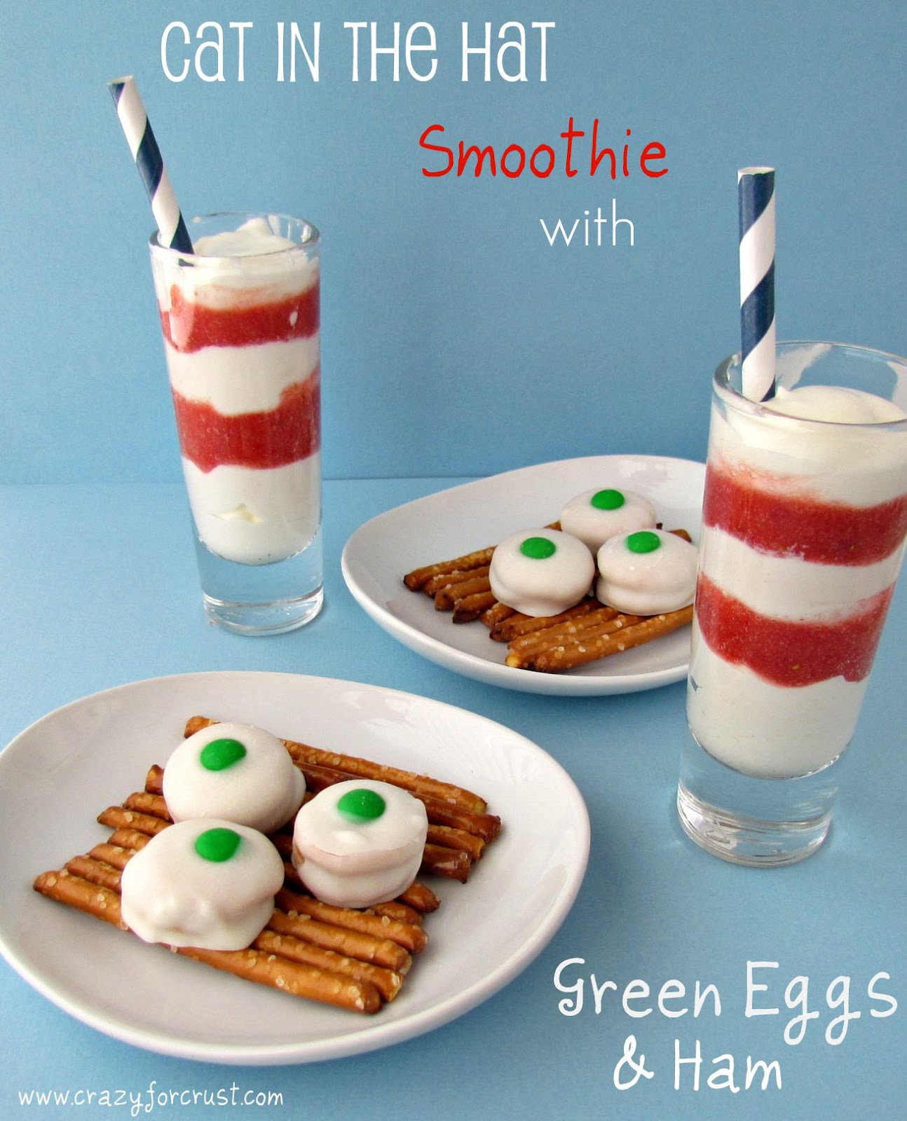 Cat And The Hat Snack Ideas