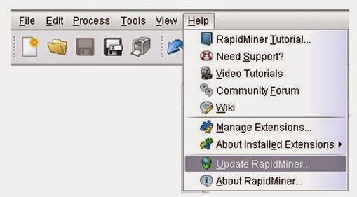 Actualización De Rapid Miner
